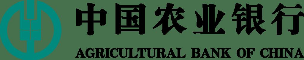 Logotipo del Banco Agrícola de China
